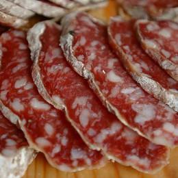 Come proteggere il prodotto italiano Etichetta salva salame Made in Bergamo