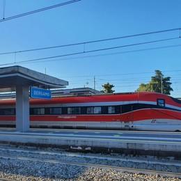 Da Bergamo a Roma in 4 ore Nuovo Frecciarossa per la Capitale
