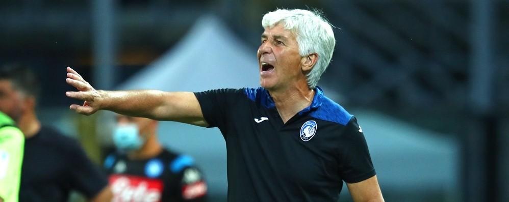 Gasperini: «Il momento è decisivo A Cagliari  per confermare il vantaggio»