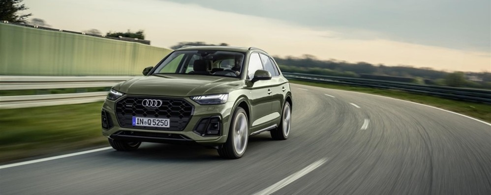 Nuova Audi Q5  più tecnologica