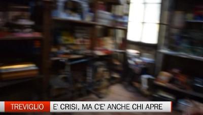 Commercio a Treviglio: è crisi, ma c'è anche chi apre