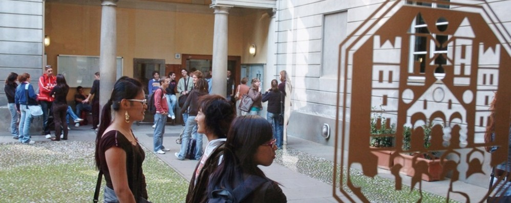 Dottorato, 552 domande  per 45 posti A Bergamo l'Università «corre»
