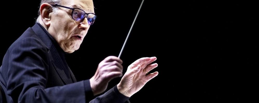 È morto il maestro Ennio Morricone L'indimenticabile concerto a Bergamo-Video