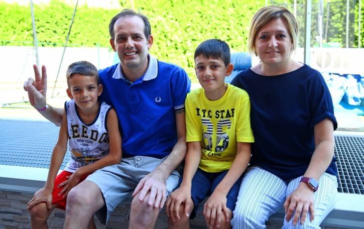 «Finalmente a casa, mi sento miracolato» Emanuele, quattro mesi in ospedale