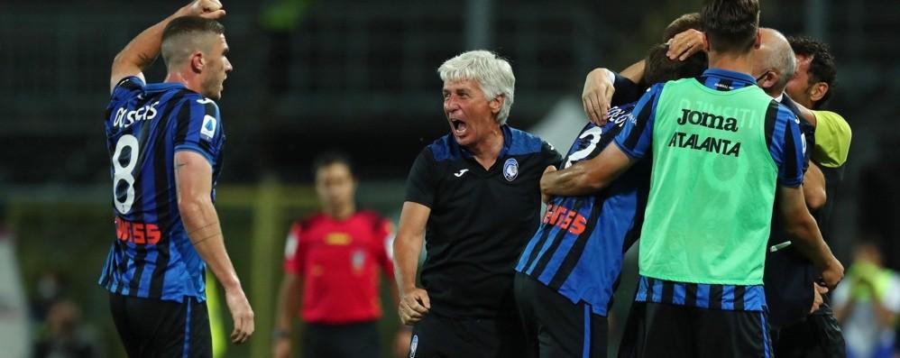 Gasp, scudetto? È nelle mani della Juve «Nostro obiettivo è la zona Champions»
