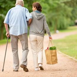 Gli anziani e i farmaci Salute non consumo