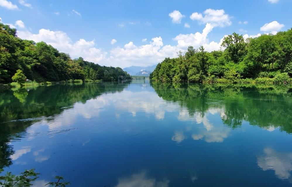 Il fiume Adda - Galleria fotografica L'Eco di Bergamo ...
