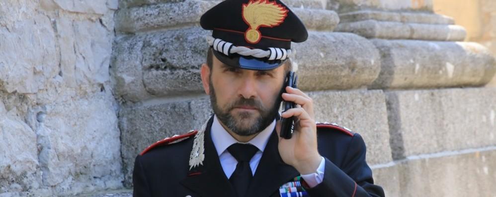 In prima linea nei mesi del Covid Carabinieri, Paolo Storoni promosso
