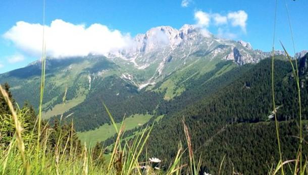 «Montagna d'estate...»