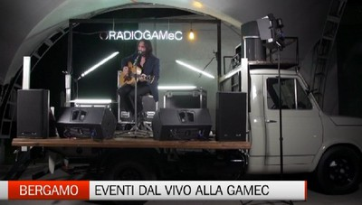 Radio Gamec real live Ancora due appuntamenti
