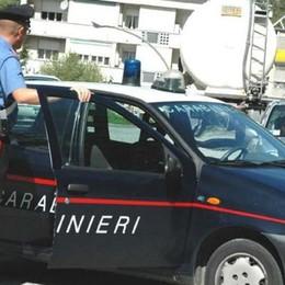 Spaccia anche durante il lockdown Arrestato tunisino di 56 anni a Sorisole