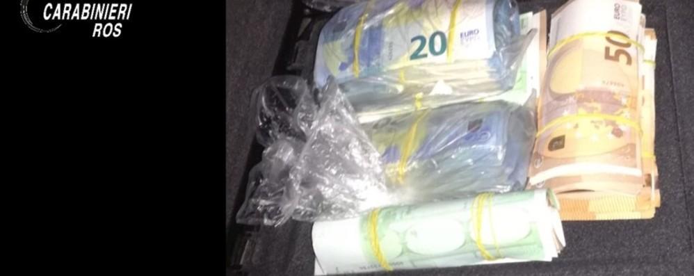 Traffico di stupefacenti, 33 arresti - Video  Così la droga viaggiava tra Bergamo e la Sardegna