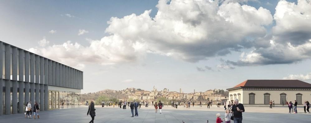 Bergamo, il progetto Porta Sud riparte In vendita lo scalo, costa 16,6 milioni