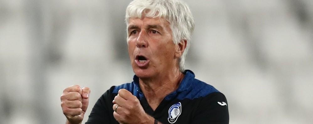 Gasp: derby col Brescia ma uniti dal Covid «La Juve? Dispiace, sembrava vinta»