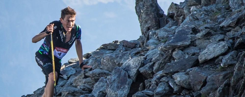 Giro delle 13 cime in meno di 8 ore Impresa del bergamasco Boffelli