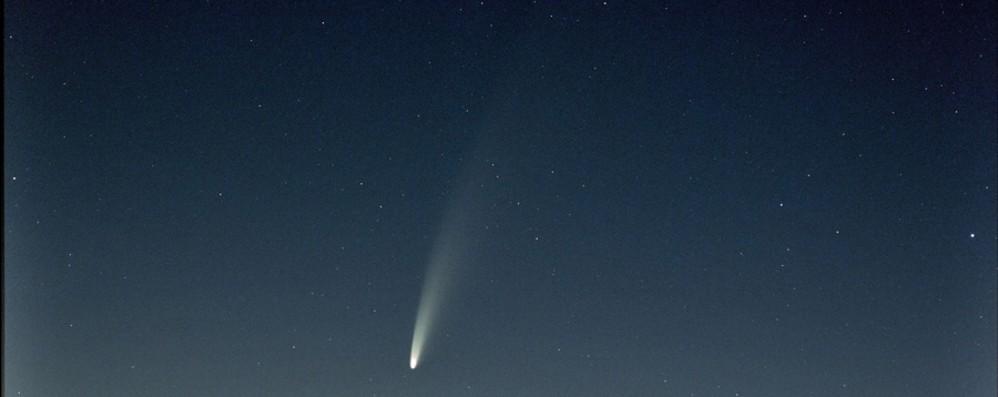 Occhi puntati al cielo nelle notti di luglio È possibile ammirare la cometa Neowise