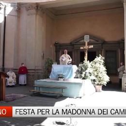 Stezzano, l'Anniversario dell'Apparizione della Madonna dei Campi