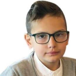 Cavernago sotto choc per Matteo Il suo sorriso si è spento a 11 anni