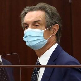 Covid, depositata mozione di sfiducia  nei confronti del presidente Fontana