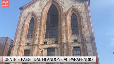 Gente e Paesi, dal Filandone di Martinengo ai voli col parapendio passando per il Romanico nel Sebino