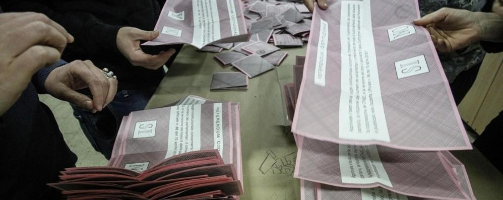 Il referendum Rischio pasticcio
