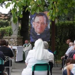 Il ricordo di Don Fausto a Sorisole «Uomo capace di scelte coraggiose»