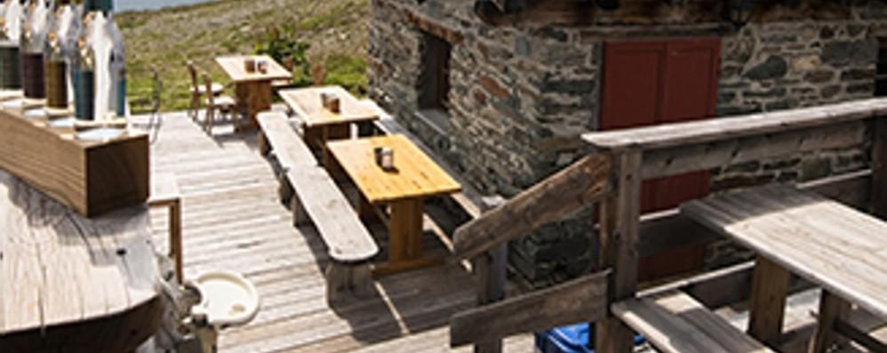 «In Valle d'Aosta  minacciati per 3 ore al rifugio» Serata da incubo per un gruppo bergamasco