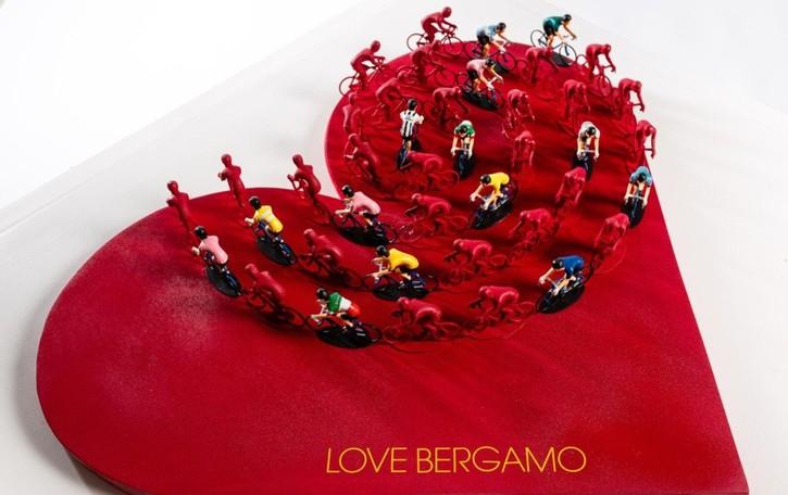La Granfondo Gimondi torna il 9 maggio Si riparte con un cuore rosso per Bergamo