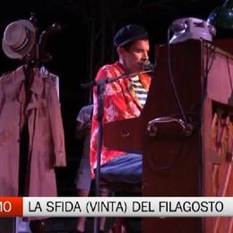 La sfida (vinta) del Filagosto  La musica dal vivo nel post-covid