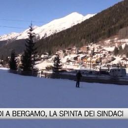 Olimpiadi a Bergamo, la spinta di sindaci, Provincia e Comunità Montane