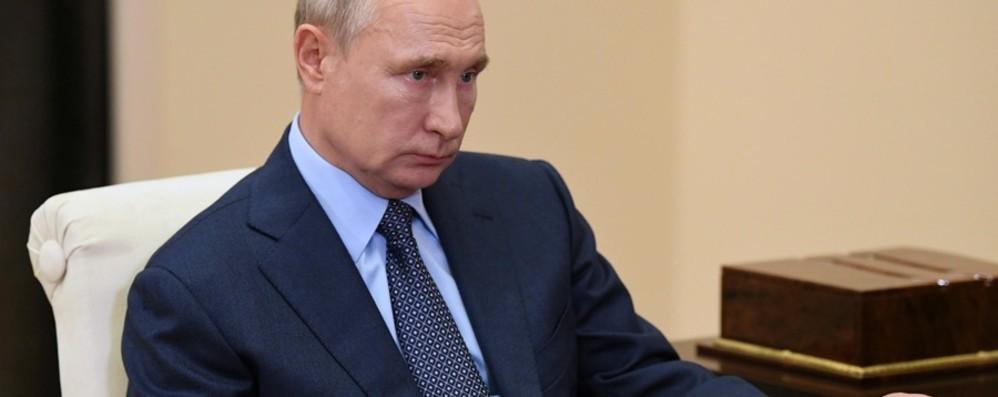 Putin e il dubbio della Merkel