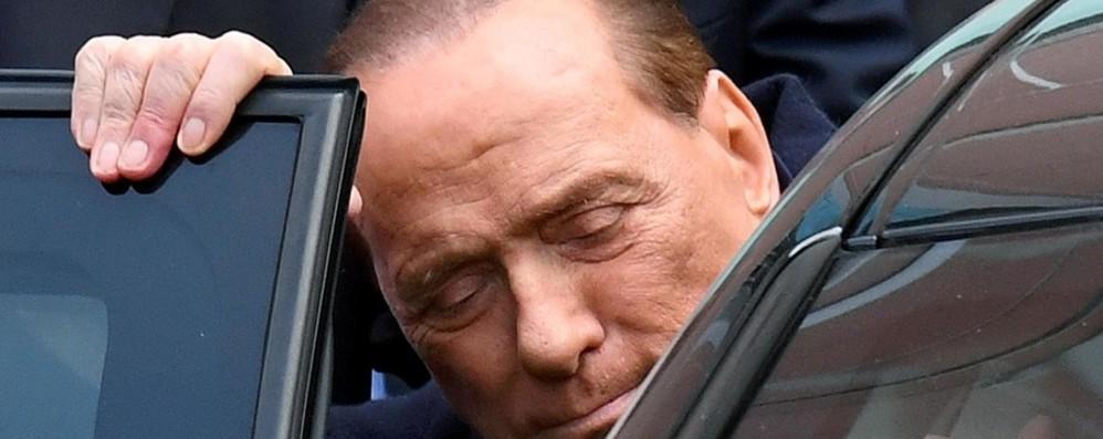 Quell'utile scialuppa dell'ultimo Berlusconi