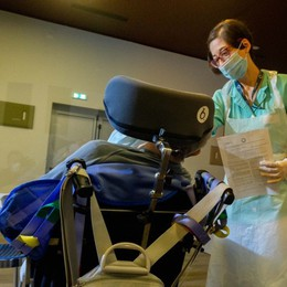 Rsa bergamasche, allarme personale  «Mancano cinquanta infermieri»