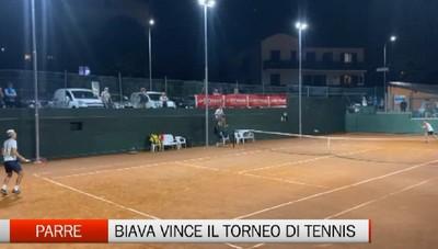 Tennis, il quindicenne Biava vince il torneo di Parre