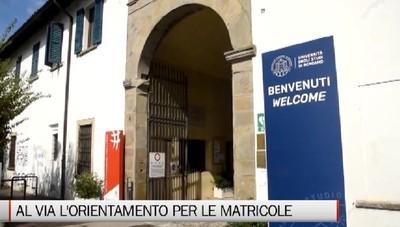 Bergamo - Al Lazzaretto un percorso per le matricole Unibg