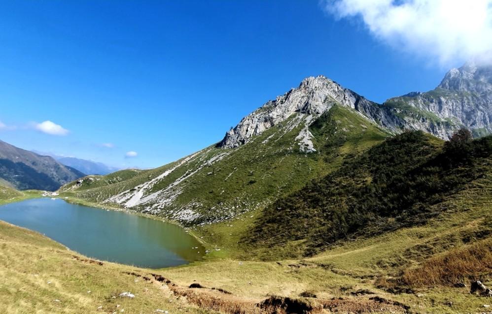 «Lago del Branchino...» - Galleria fotografica L'Eco di ...