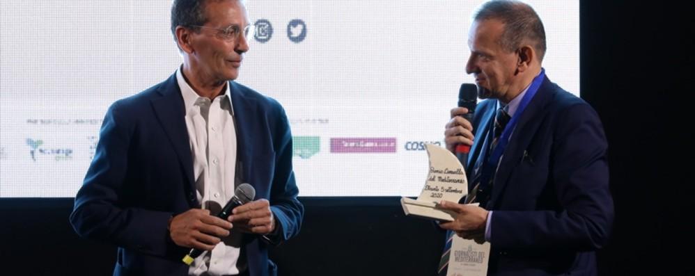 Premio «Caravella del Mediterraneo» Il riconoscimento al nostro giornale