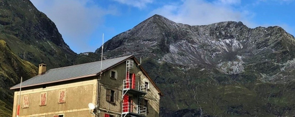 Temperature in picchiata sulle Orobie E sulle cime la prima spruzzata di neve