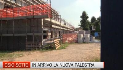 Osio Sotto: slitta la nuova scuola ma arriva anche la palestra green