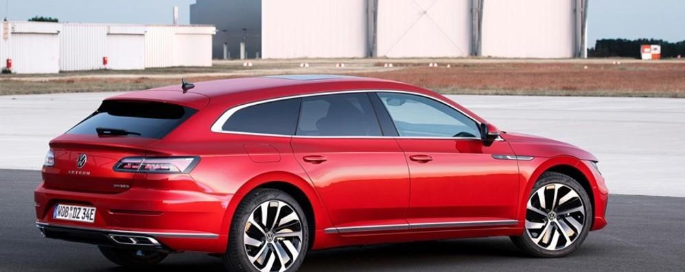Volkswagen Arteon amplia la gamma