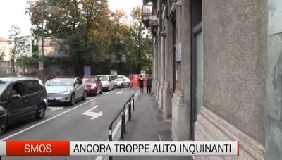 Auto inquindanti: a Bergamo sono il 25% del totale