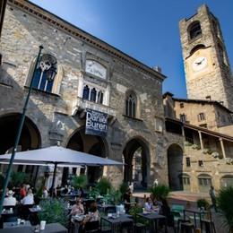 Bergamo, tornano i turisti Ma la ripresa è tutta in salita