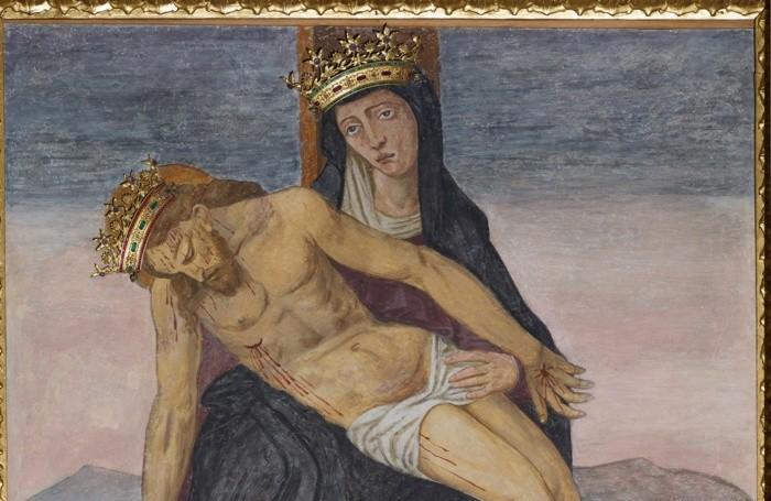 Effigie prodigiosa Madonna Addolorata