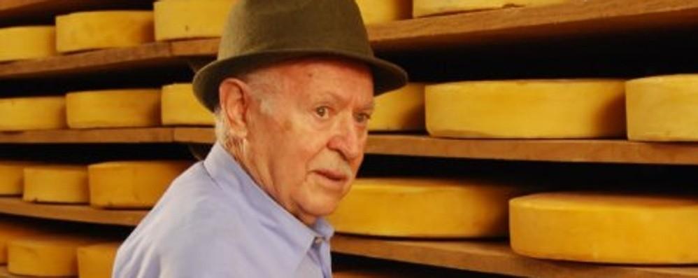 Casazza, addio a Domenico Paleni «Casér» amato da tutti, aveva 94 anni