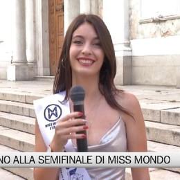 Da Alzano Lombardo alle semifinali nazionali di Miss Mondo