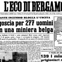 Marcinelle, il disastro 64 anni fa Morirono nelle miniere 136 italiani