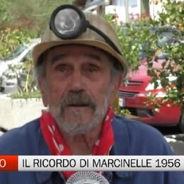 Nembro, la commemorazione della tragedia di Marcinelle