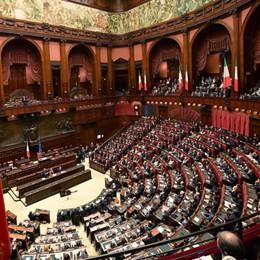 Parlamentari Taglio e rischi