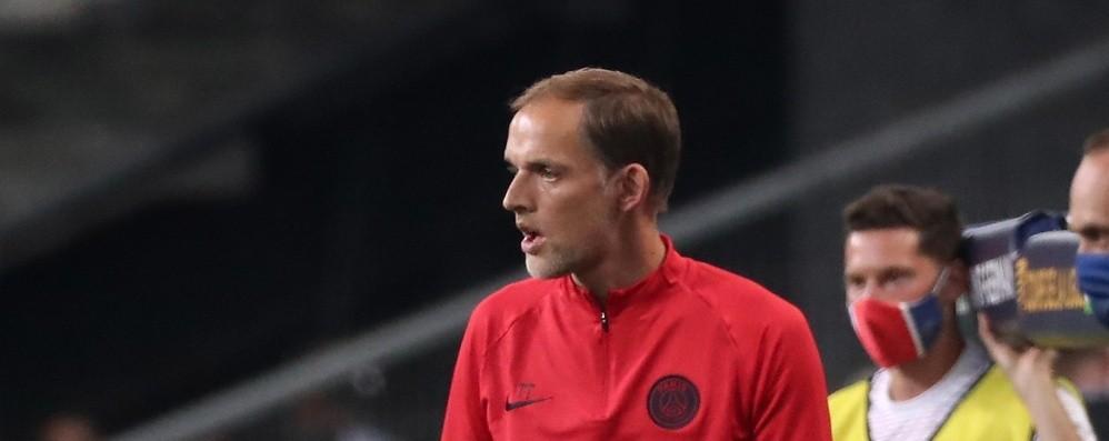 Psg, si è infortunato anche l'allenatore In bilico la sua presenza contro l'Atalanta