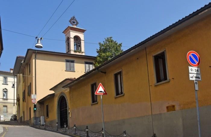 Via Sant'Alessandro oggi